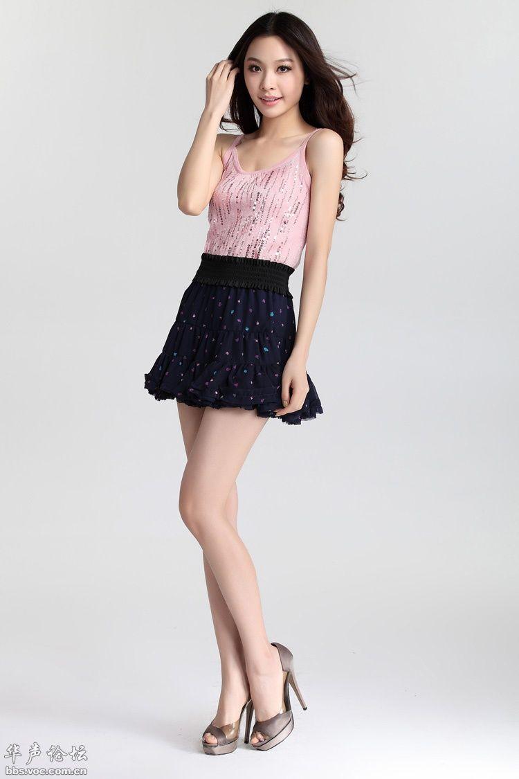 【转】美女迷你裙