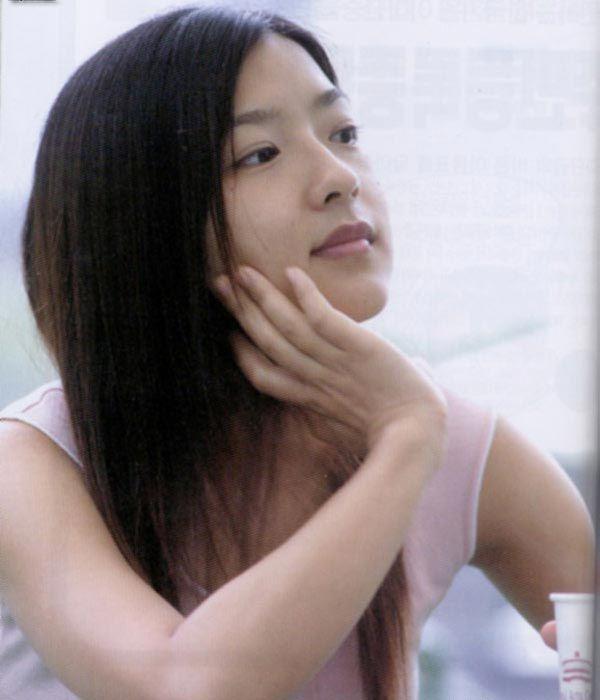 中国体坛十大美女