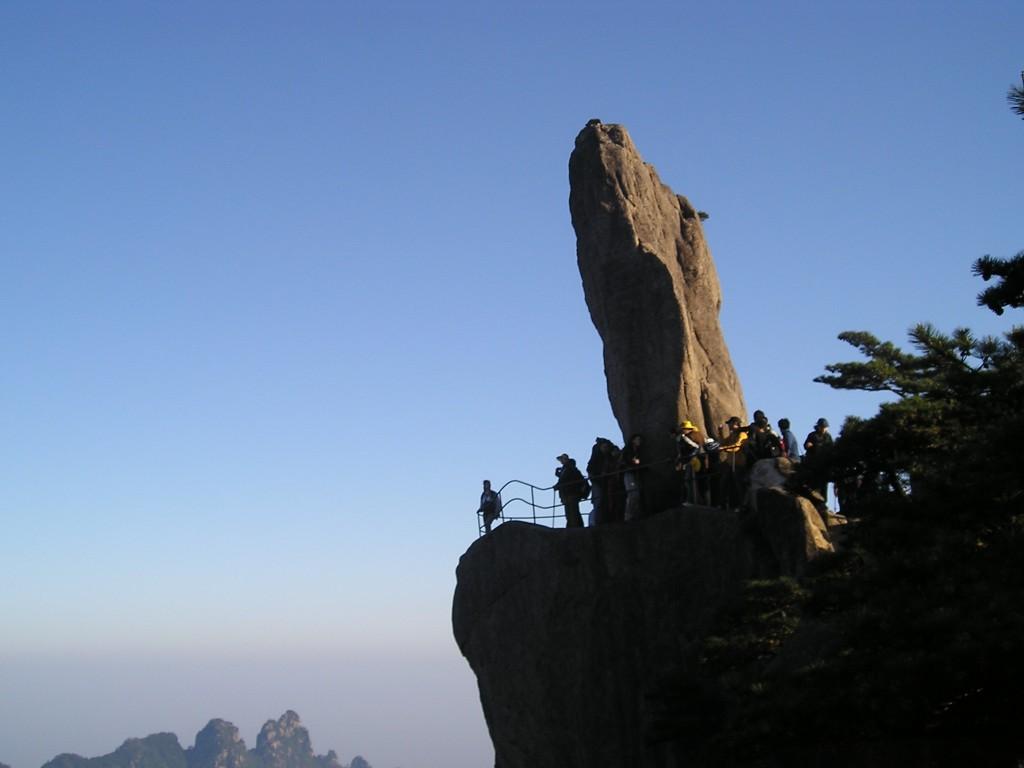 黄山是中国著名风景区之一,世界游览胜地_中医医家的空间_百度空间