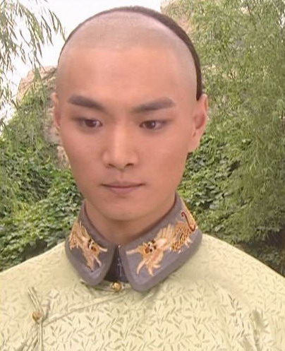 清世宗胤禛(雍正,第4代皇帝)——赵鸿飞《皇太子秘史》