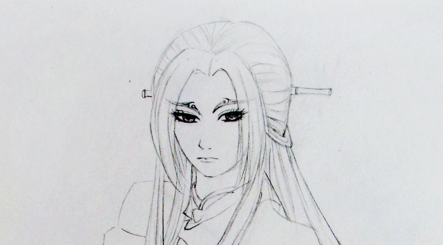 【绘图】素素剑子赤睛六祸夜神曼睩哈哈龙等图片