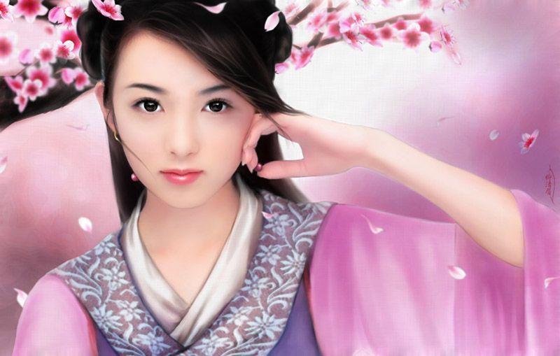 欢喜七仙缘‖【测试】测测你是哪位古代美女吧