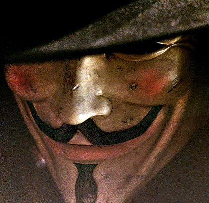 黑客 抗议 反 仿冒 贸易 协定 图 为 匿名 者 黑客 ...