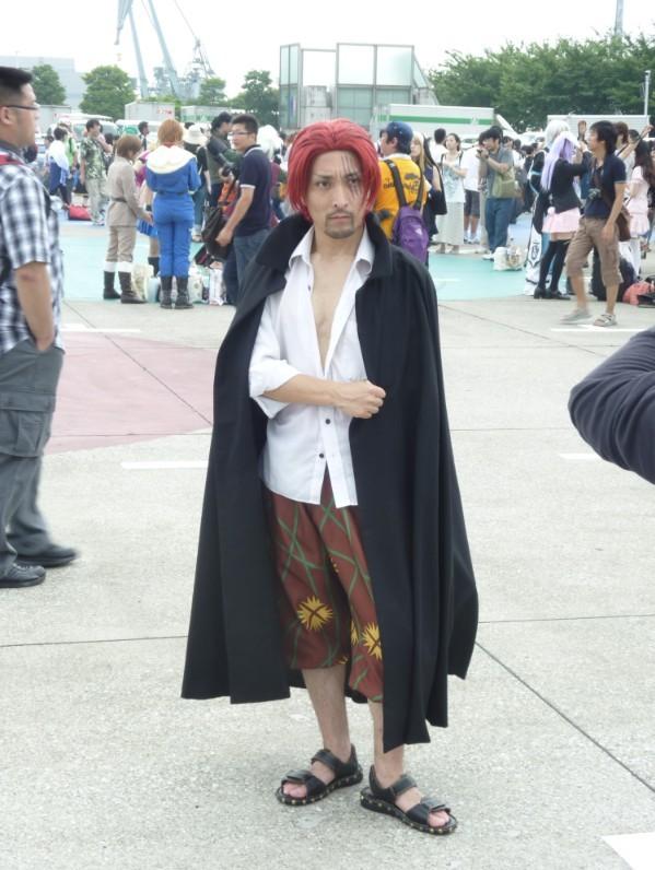 回复:海贼王各人物cosplay图片_海贼王吧_百度贴吧高清图片