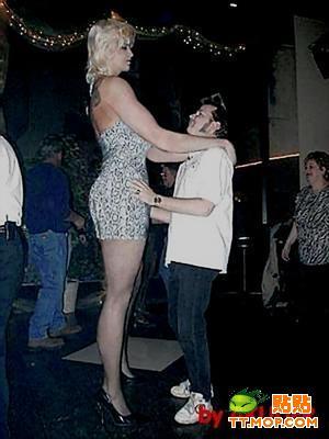 莎拉波娃是不是全世界最高的女性