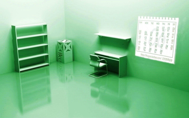 带月历的桌面壁纸和时下最流行的房间壁纸 高清图片