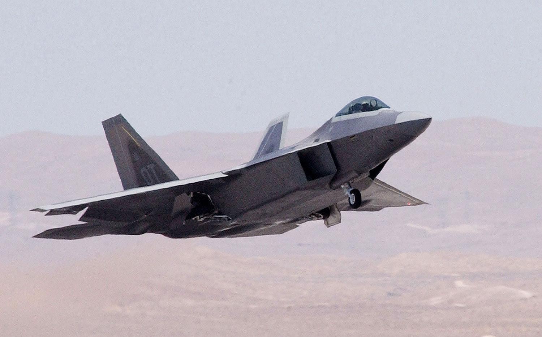 美国空军的主力战机图