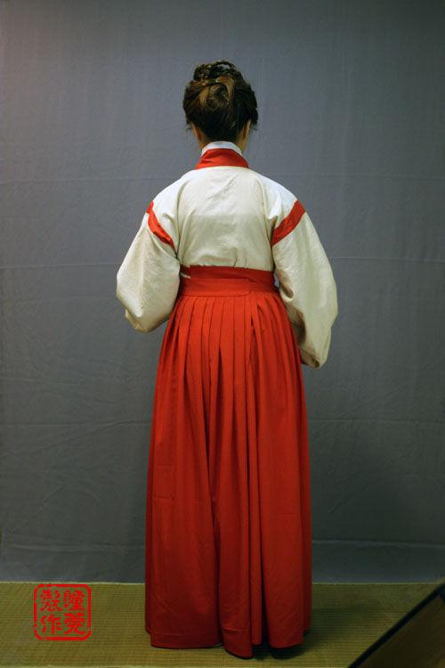 古代襦裙穿法_波斯王子_百度空间