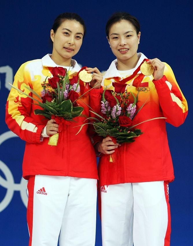 2008奥运会中国夺金项目全集 - 东流水 - lxd4518 的博客