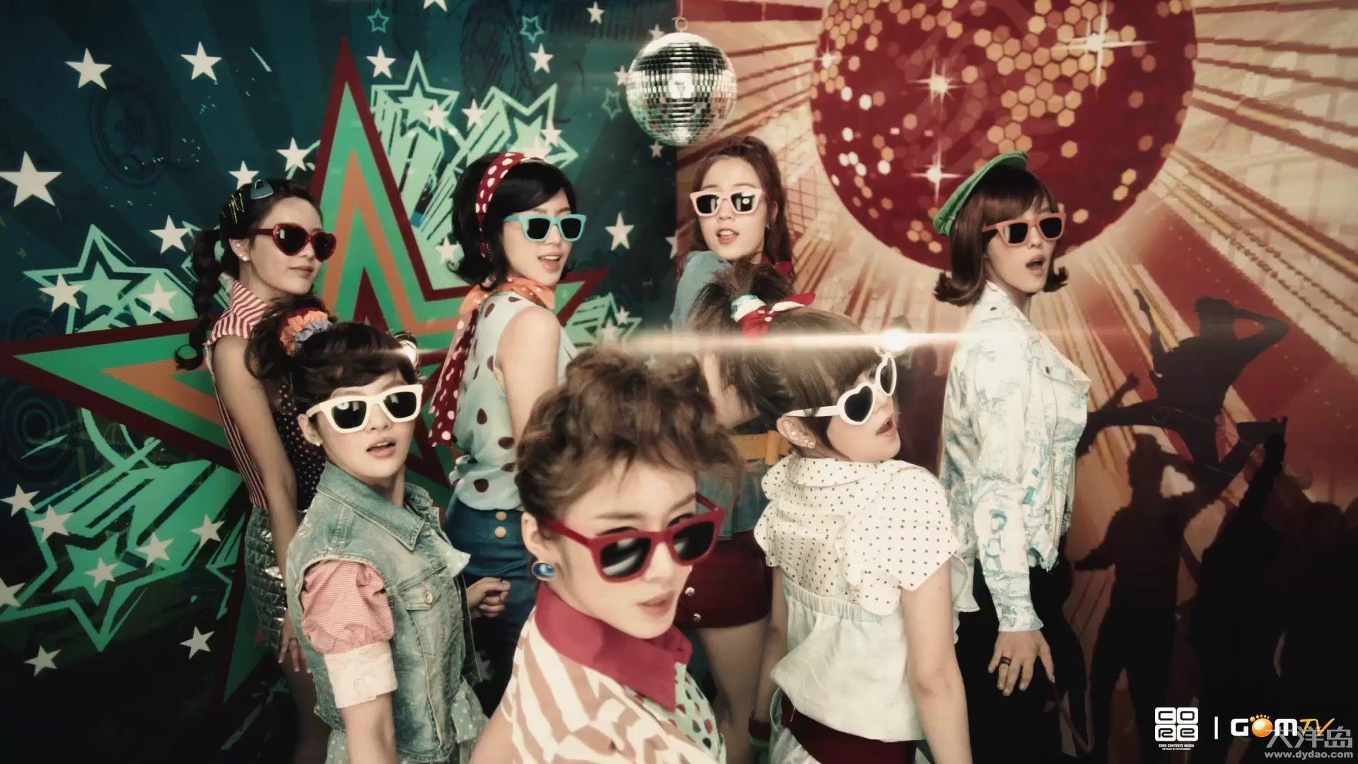 韩国女子团体跳唱组合高清性感mv