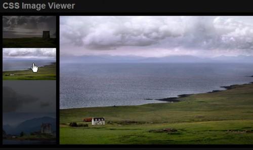 CSS-图片浏览器
