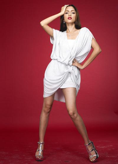 泰国美女明星pinky