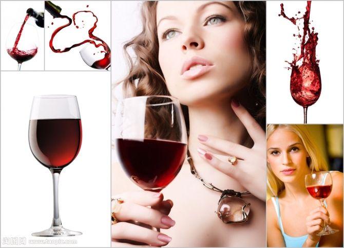 女性喝红酒得好处