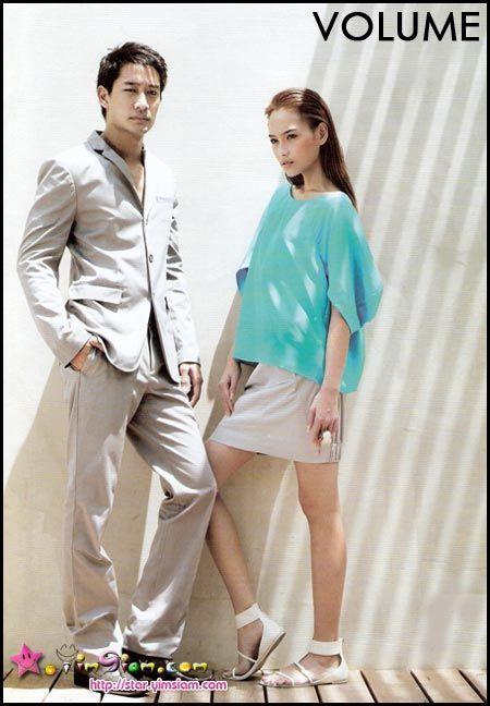 泰国明星pong和bee 11月15号光临深圳广告征订会 喜欢他高清图片