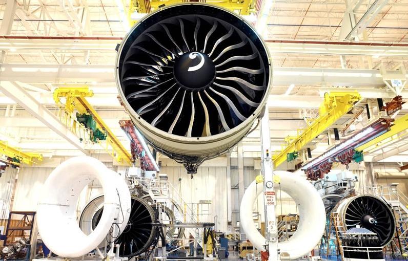 上浮一下,晒晒真正裸体的航空发动机和轴流式压气机吧图片