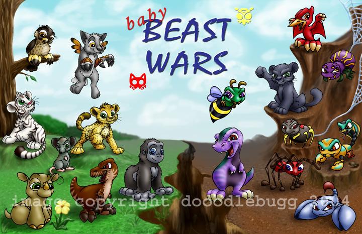 Beast Wars Ravage