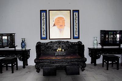 Naiman Palace - Chinese tourism scenic spots