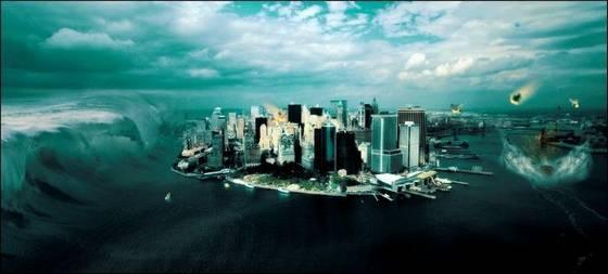 2012年世界末日的景象
