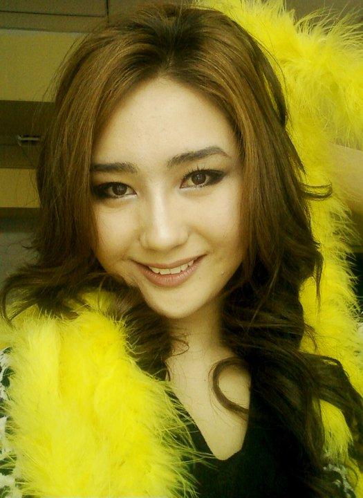 蒙古国美女图片