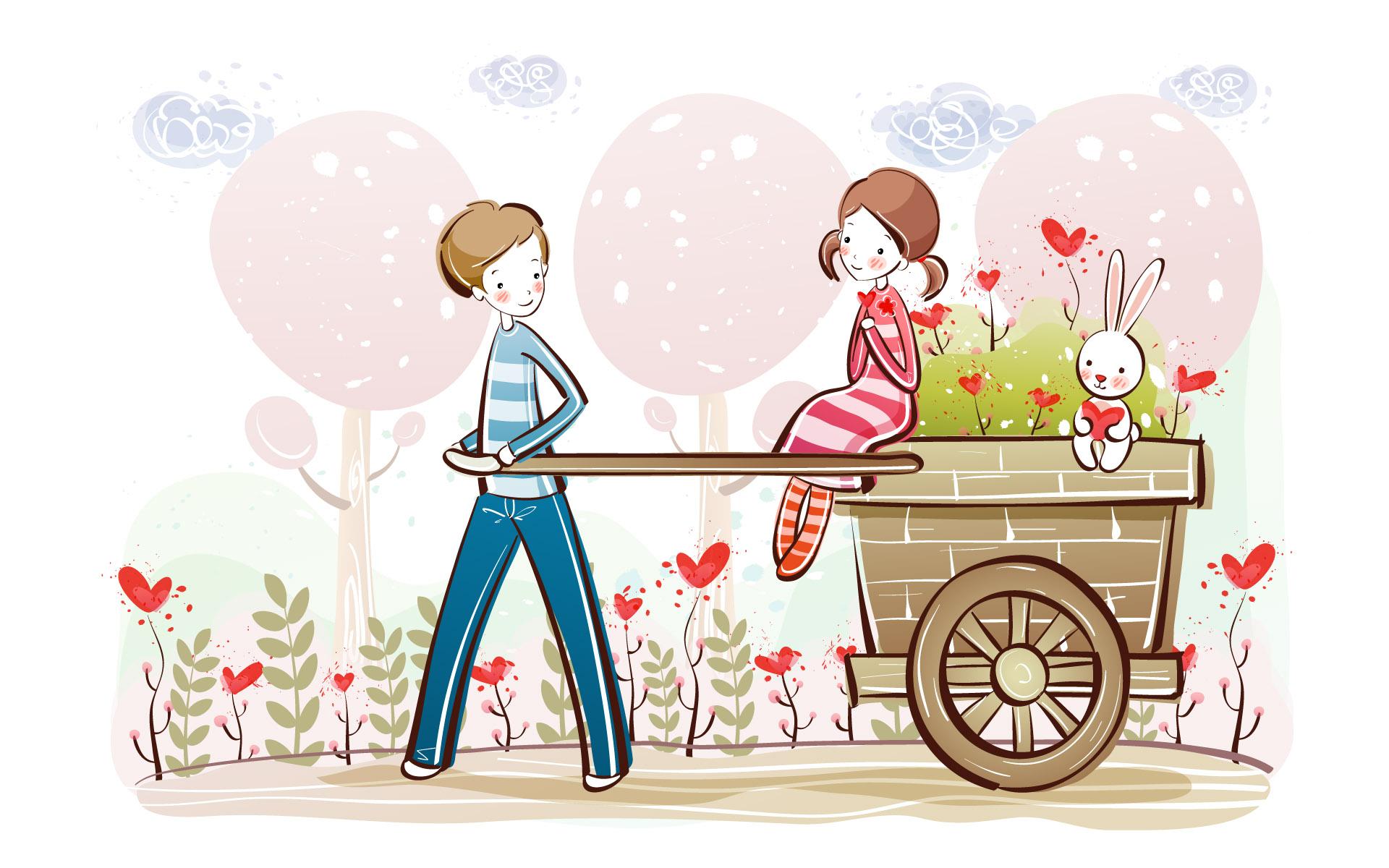 分析男人爱上女人的十种感觉 (点击率五天超过100万