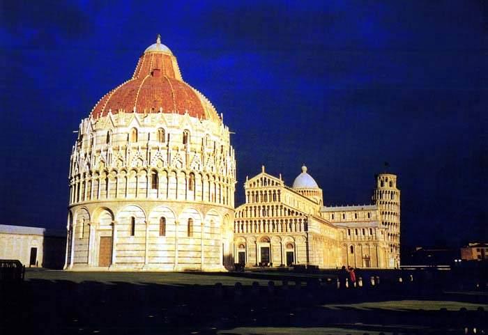 转载:意大利建筑风格:哥特 拜占庭 罗马式 巴洛克式