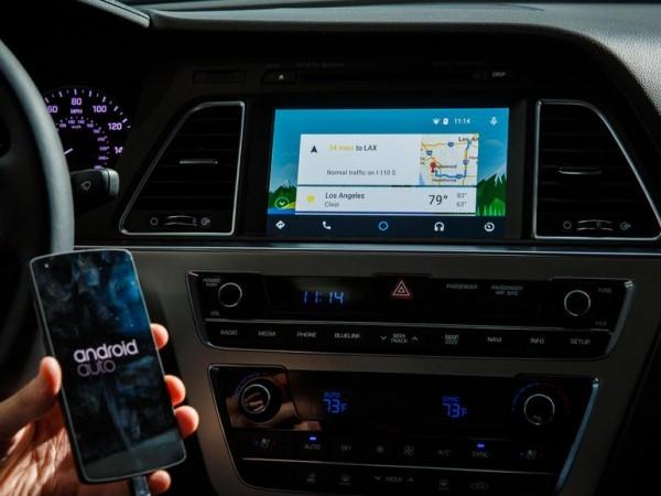 Google开放Android Auto API,来给汽车开发消息和音频应用吧