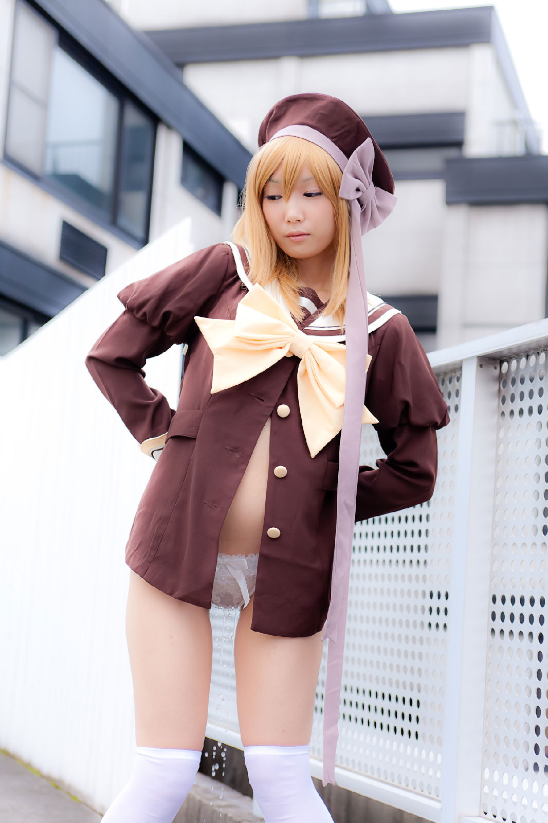 【c79】【福利】无下限cosplay少女再临