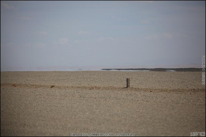 大漠中的海市蜃楼图片