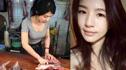 美女卖猪肉爆红被称猪肉西施