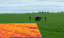 核心优势 中国无人机飞遍世界