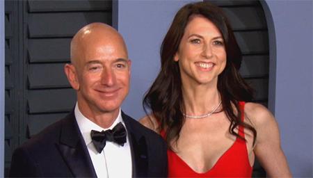 史上最贵离婚!亚马逊CEO妻子能分多少家产?
