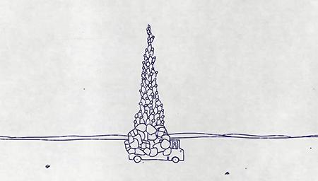 瑞士反思短片:「难民,祝你一路顺风」