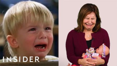 电影里那些随叫随哭的小baby是咋哭出来的?