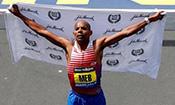 肯尼亚揽波士顿马拉松男女冠军