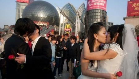 台同性婚姻合法化引发社会争议