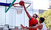 北京篮球极限挑战赛落幕