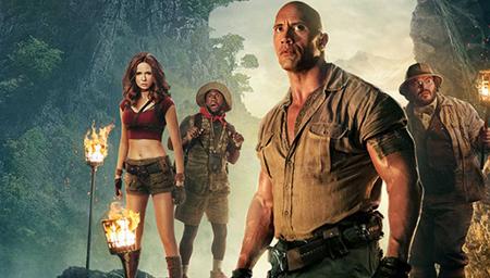 《勇敢者游戏:决战丛林》预告