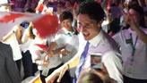 加拿大总理出席香港工商界午餐
