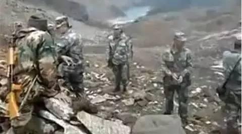 外交部证实中印军人互掷石头