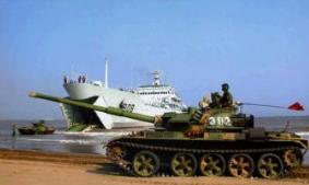 解放军空战实力震慑台军