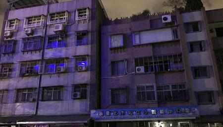 人为失误导致台湾688万用户停电