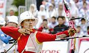 射箭世界杯上海站进入奖牌决赛