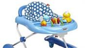 雅梦诗蓝婴儿学步车