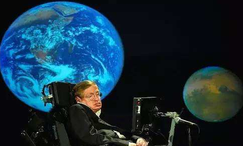 """霍金称人类未来需""""殖民""""其它星球"""