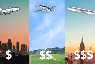 有钱真好啊:带你领略价值24000美元的航班
