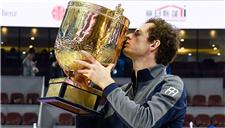 中网-穆雷生涯首夺赛事冠军