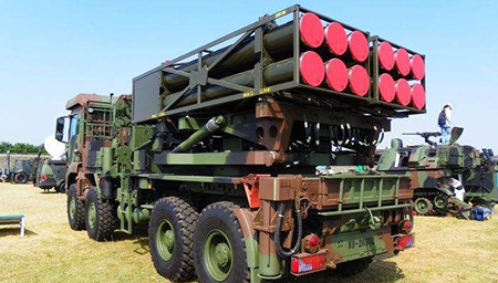 台军竟想用火箭炮压制大陆