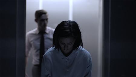 幽闭惊悚循环结构短片 《9.5层电梯》