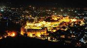 印度城市夜景