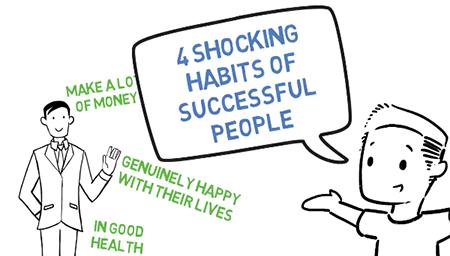 聊聊成功人士的4个令人震惊的习惯